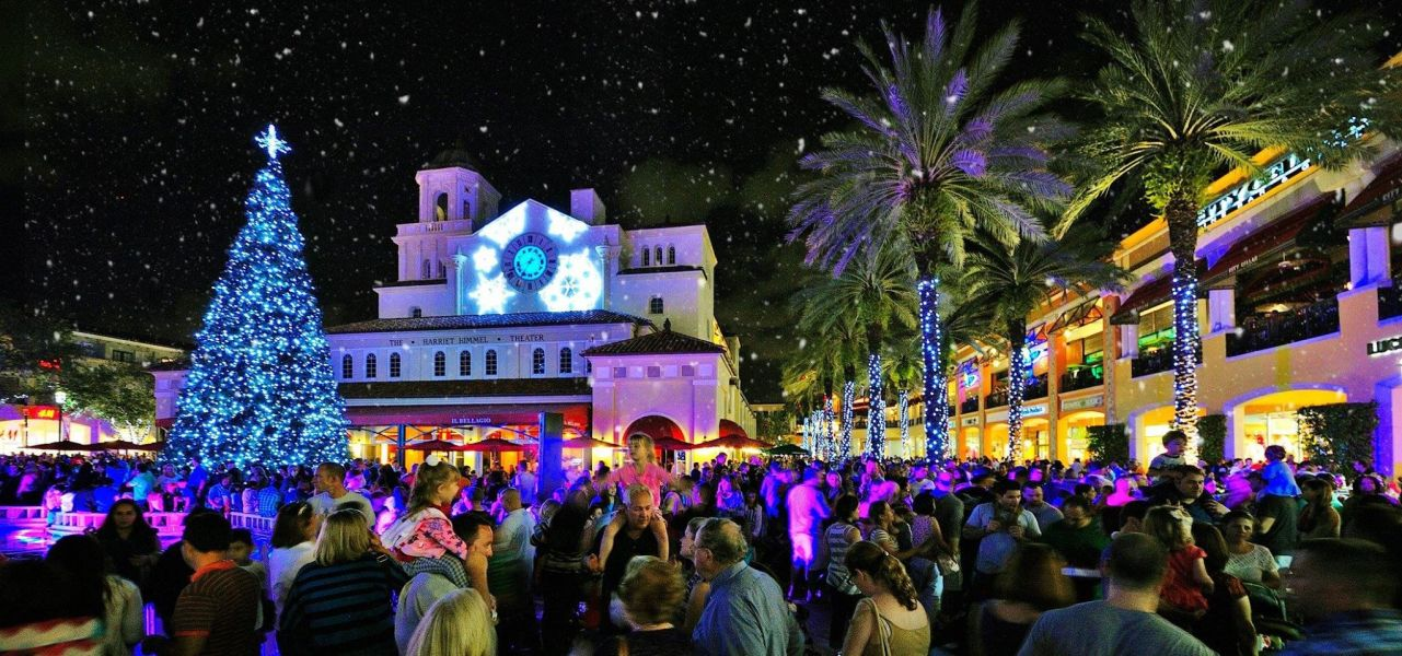 Ring in the New Year at CityPlace - AXS