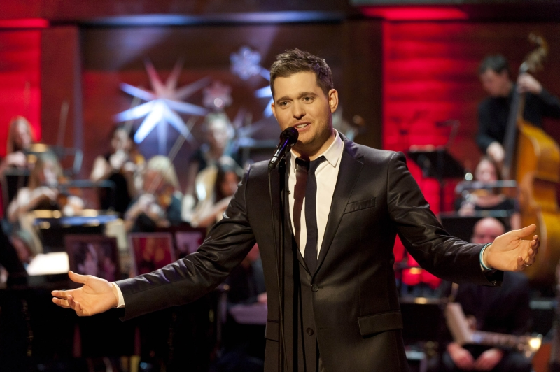 Blake Shelton, Kylie Jenner and more join Michael Bublé's Christmas Special