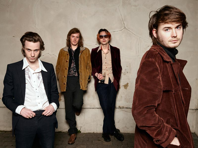Watch: Palma Violets new music video for 'Last Christmas On Planet Earth'