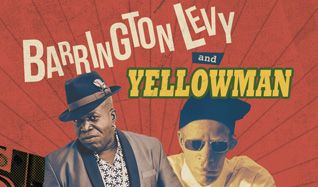 Barrington Levy & Yellowman- $15 SHOW tickets at Club Nokia in Los Angeles