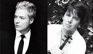 Chris Botti & Joshua Bell with The Colorado Symphony tickets at Red Rocks Amphitheatre in Morrison