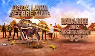 Dada Life: Dada Land Before Time tickets at Red Rocks Amphitheatre in Morrison
