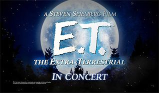 E.T. The Extra Terrestrial In Concert tickets at Royal Albert Hall, London