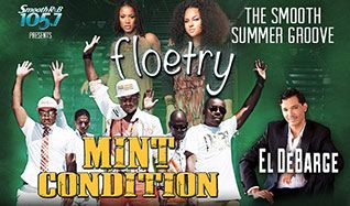 Floetry; Mint Condition tickets at Verizon Theatre at Grand Prairie in Grand Prairie