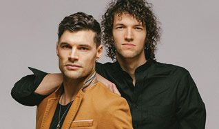 for KING & COUNTRY  tickets at 1STBANK Center in Broomfield