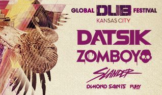 Global Dub Festival tickets at Arvest Bank Theatre at The Midland in Kansas City