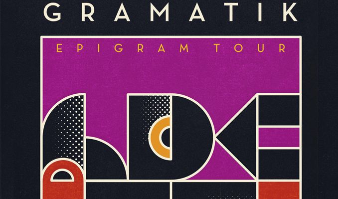 Gramatik tickets at PlayStation Theater in New York
