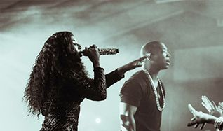 Ja Rule & Ashanti- SOLD OUT tickets at Club Nokia in Los Angeles