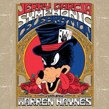 Jerry Garcia Symphonic Celebration featuring Warren Haynes tickets at Red Rocks Amphitheatre in Morrison