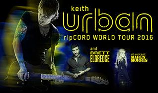 Keith Urban tickets at Bridgestone Arena, Nashville
