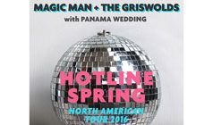 Magic Man & The Griswolds tickets at Neumos in Seattle