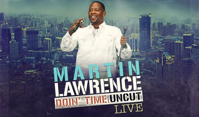 Martin Lawrence tickets at Barclays Center, Brooklyn