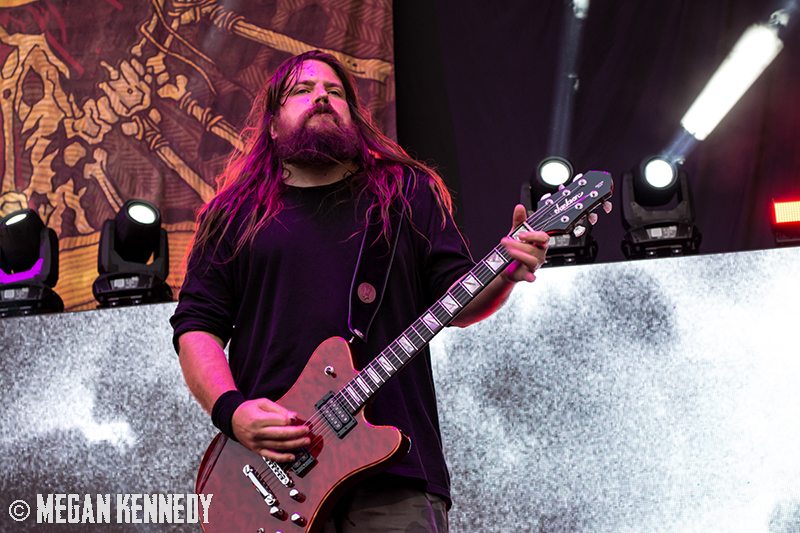 Lamb of God's Mark Morton