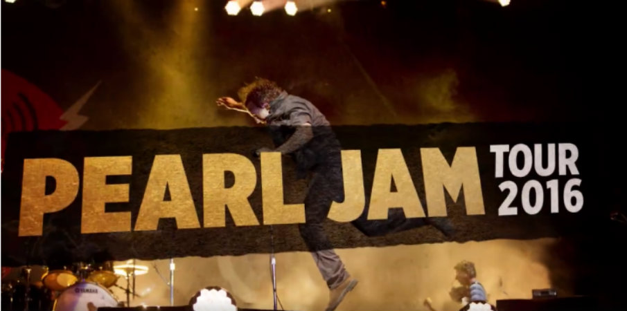 Pearl Jam announces North American tour which will include Bonnaroo and New Orleans Jazz Fest.