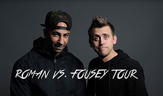 Roman vs. Fousey tickets at The Theatre at Ace Hotel in Los Angeles