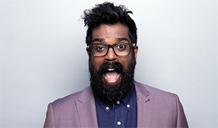 Romesh Ranganathan tickets at Eventim Apollo, London