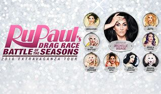 RuPaul's Drag Race tickets at Mill City Nights in Minneapolis