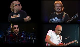 Sammy Hagar and The Circle tickets at Red Rocks Amphitheatre in Morrison