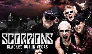 Scorpions tickets at The Joint at Hard Rock Hotel & Casino Las Vegas in Las Vegas