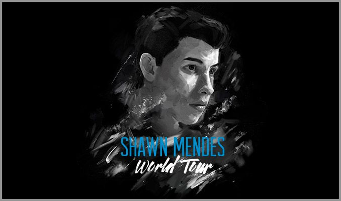 Shawn Mendes tickets at Pier Six Pavilion, Baltimore