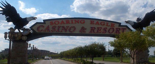 Soaring eagle casino and mt pleasant trailer james bond casino royale