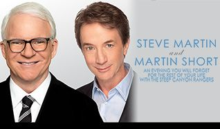 Steve Martin and Martin Short  tickets at Arvest Bank Theatre at The Midland in Kansas City