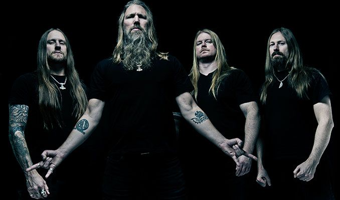 The Noise Presents: Amon Amarth tickets at The Showbox in Seattle