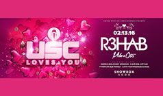USC Loves You: R3hab, Milo & Otis tickets at Showbox SoDo in Seattle