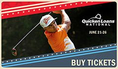2016 Quicken Loans National tickets at Congressional Country Club, Bethesda tickets at Congressional Country Club, Bethesda