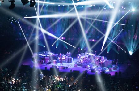 Phish Official Fall Tour Dates