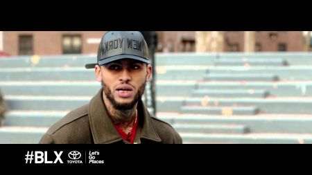Dave East brings BET '#BLX' to Spanish Harlem