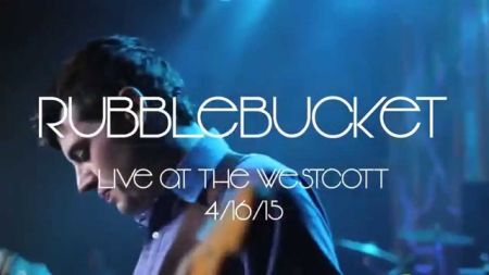 Rubblebucket is playing a couple of live dates this spring