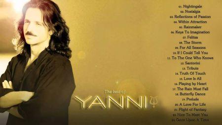 Yanni performs in L.A.