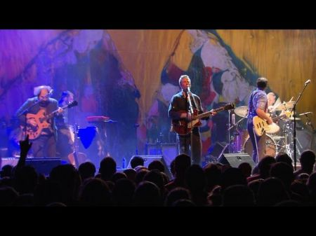 Josh Ritter gets Fillmore jumping for joy to celebrate 50th year