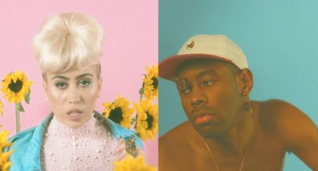 Tyler, the Creator and Kali Uchis go technicolor in their 'Perfect' video