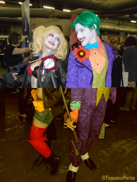 Cosplayers from last year's Special Edition: NYC event