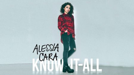 Alessia Cara performs 'Here' in Los Angeles