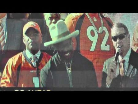 The AXS Sports minute or so...Denver Broncos Super Bowl parade