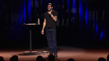 David Cross to film next special at Moontower Comedy Festival