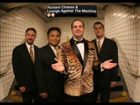 Richard Cheese and Lounge Against the Machine at House Of Blues