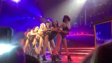 Britney Spears adds 'Touch of My Hand' and more songs to Piece of Me Vegas show