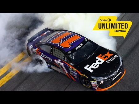 3 things we learned from Denny Hamlin winning NASCAR's Sprint Unlimited