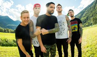 A Day To Remember tickets at The National, Richmond