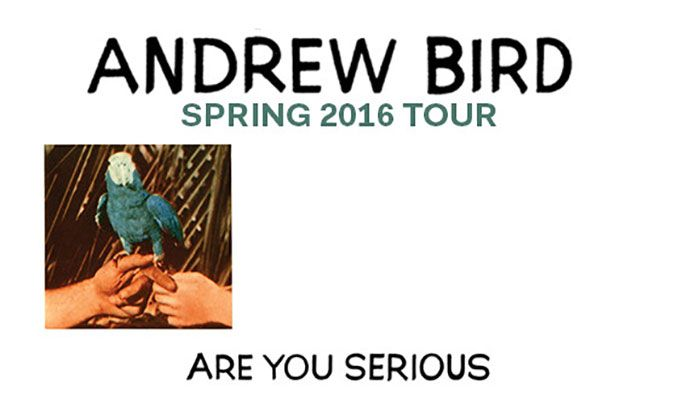 Andrew Bird tickets at The Showbox in Seattle