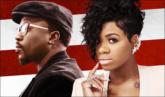 Anthony Hamilton and Fantasia in Concert