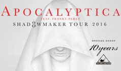 Apocalyptica tickets at Starland Ballroom in Sayreville