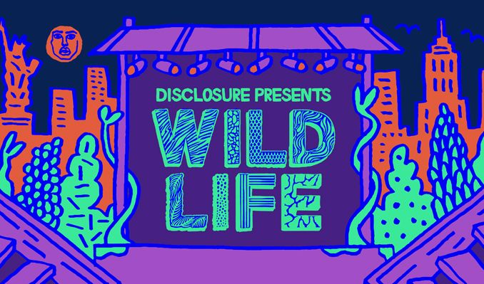 Disclosure Presents WILD LIFE tickets at Forest Hills Stadium in Queens