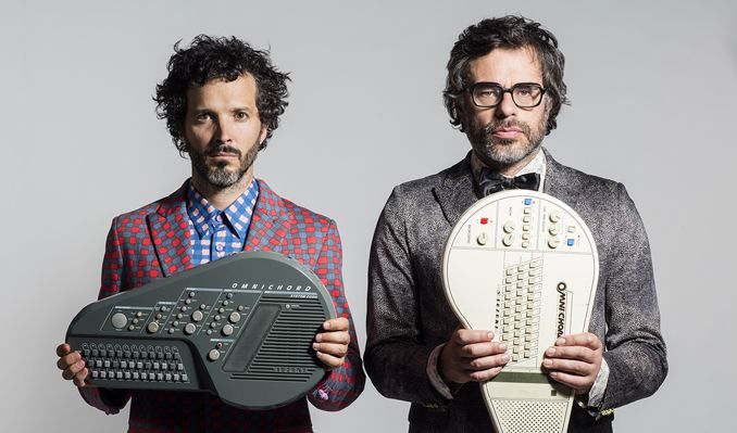 Flight of the Conchords tickets at King County's Marymoor Park in Redmond