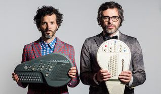 Flight of the Conchords **SOLD OUT** tickets at Red Rocks Amphitheatre in Morrison