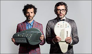 Flight of the Conchords tickets at St. Augustine Amphitheatre, St. Augustine